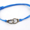 Hippy bronze handcuff friendship wish bracelet love hope happiness karma boho   ebay