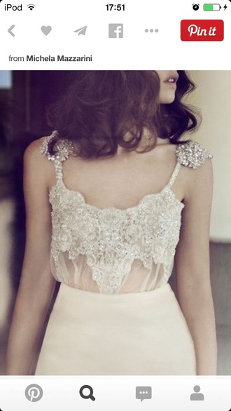 dress prom dress wedding dress hipster wedding beach wedding
