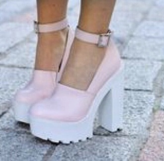 shoes cleared high heels spring