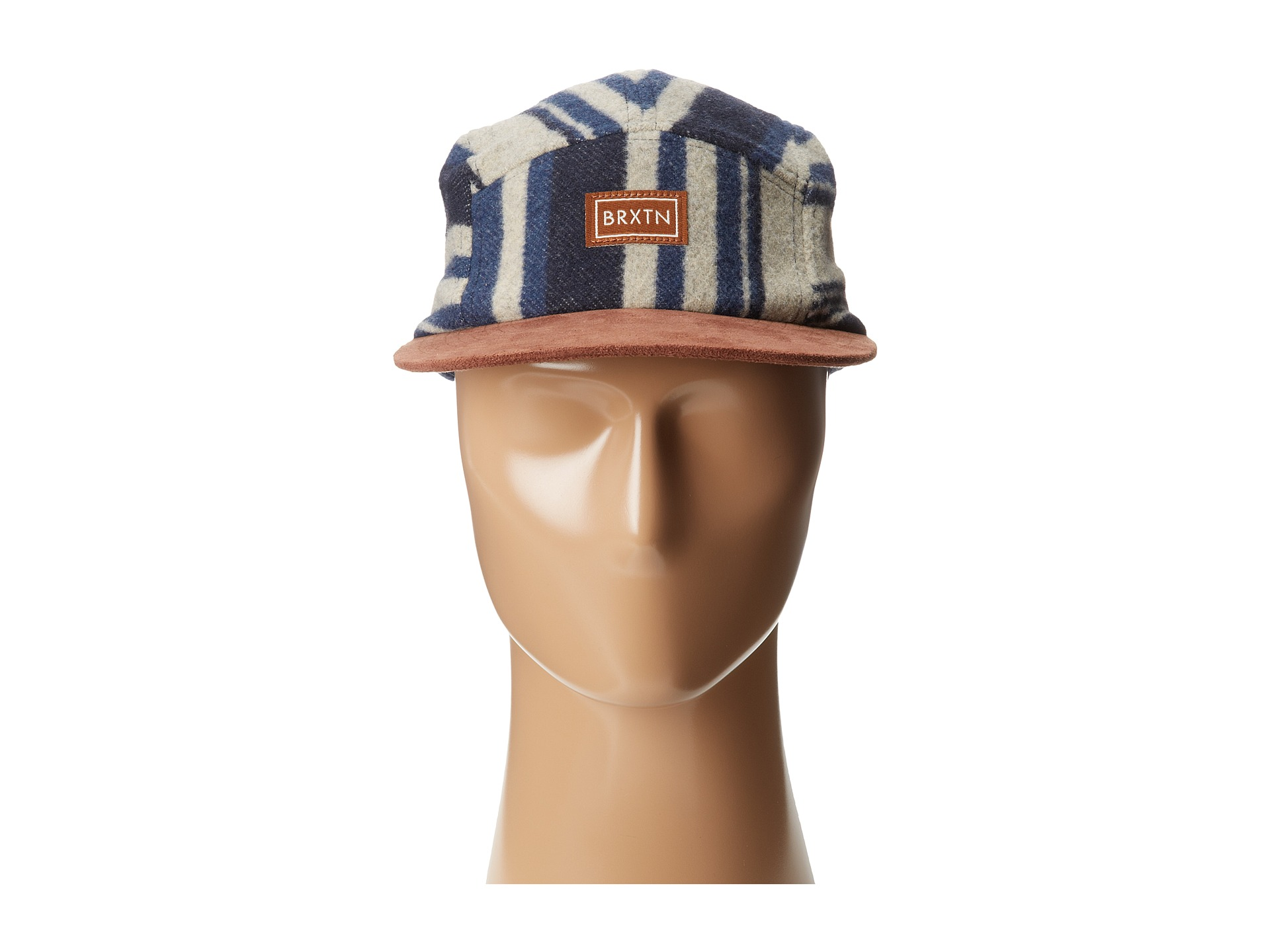 Brixton Morgan Five-Panel Cap
