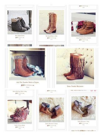 shoes boots bootie moccasins