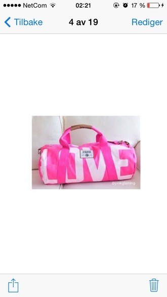 bag victoria's secret pink by victorias secret