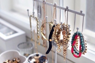 jewels gold bracelets spikes gold chain gold bracelet spiked bracelet