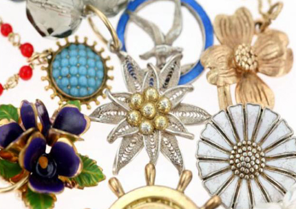 Anne Bowes Jewellery Vintage Contemporary Jewellery