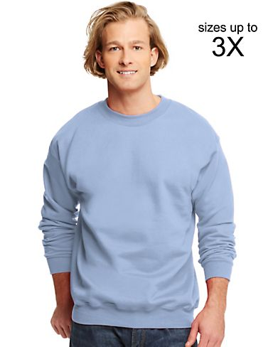 Ultimate Cotton Crewneck Adult Sweatshirt | hf260