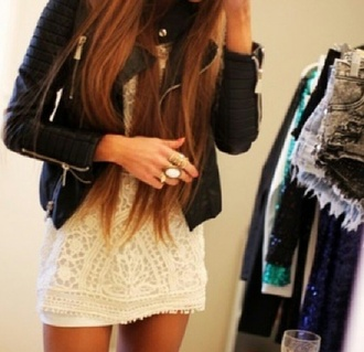 dress jacket t-shirt robe veste bijoux