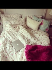 jewels,cotton duvet cover,scarf,tumblr,bedding,home accessory,floral