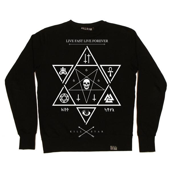 Witchcraft sweatshirt [b]