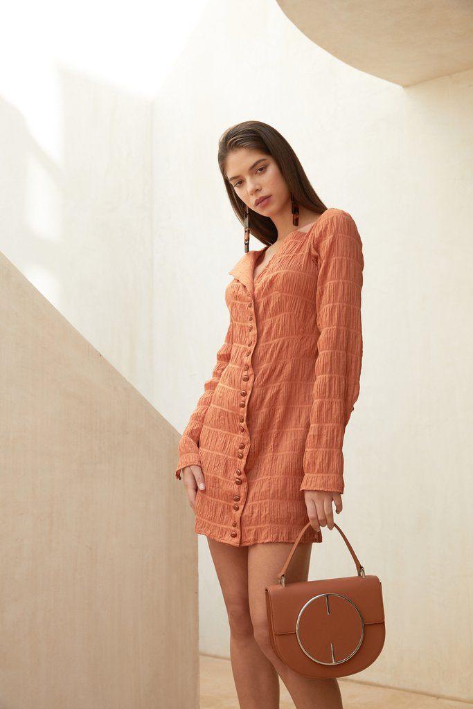 Lafina Dress - Spice