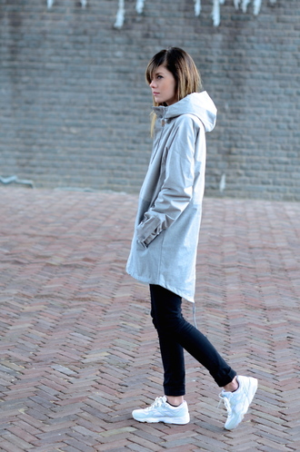 lovely by lucy blogger sneakers spring jacket