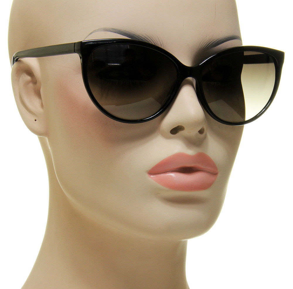 designer fashion glasses  Hot Women\u0027s Classic Cat Eye Designer Fashion Shades Black Frame ...