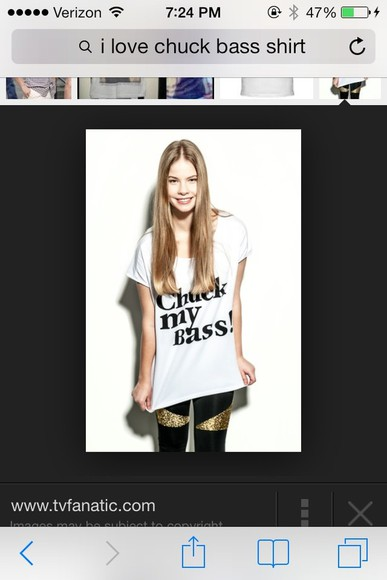 chuck bass shirt