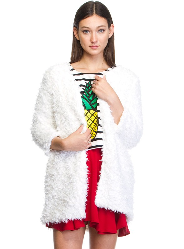 Rapture Fluffy Jacket