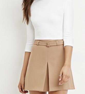 skirt girly forever 21