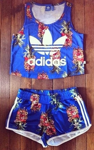 top shoes shorts