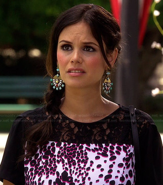 top rachel bilson hart of dixie earrings jewels