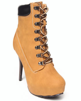 Buy Jacey Laceup Workman Ankle Boot Women's Footwear from Fashion Lab. Find Fashion Lab fashions & more at DrJays.com