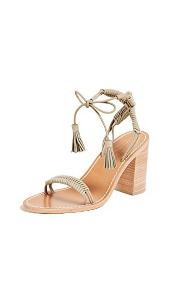 Zimmermann weave heels shoes