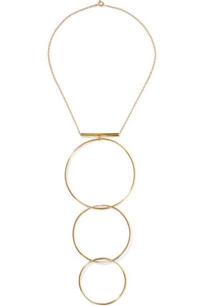 Natasha Schweitzer necklace gold jewels