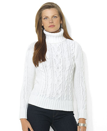 fb2c35a2284 Lauren Ralph Lauren Petite Sweater
