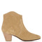 étoile dicker 55m suede ankle boots