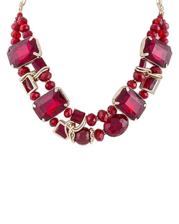 jewels red jewelry