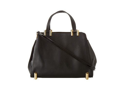 ZAC Zac Posen Daphne Carry-All Black Onyx - Zappos Couture