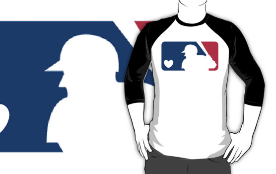 """MLB Baseball Tee"" T-Shirts & Hoodies by phantastique 