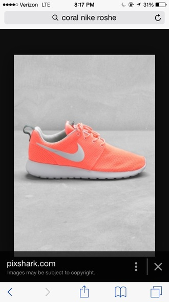 shoes colorful nike nike roshe run mesh