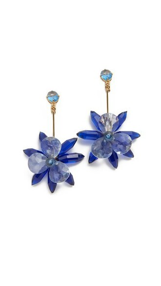 statement earrings statement earrings blue jewels