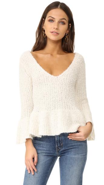By Malene Birger Ciminti Sweater - Linen