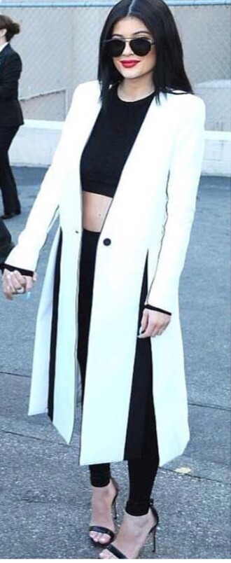 t-shirt jeans jacket shoes sunglasses coat white kylie jenner price long maxi kneelenght