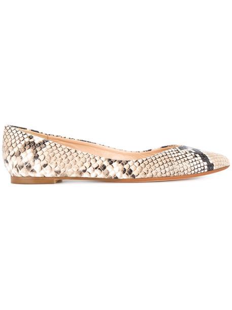 Estnation women leather shoes