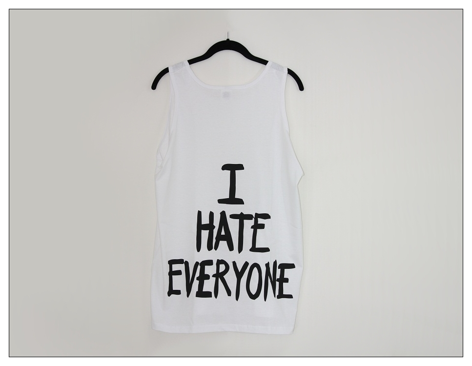 I hate everyone vest t