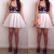 Chiffon Short Skirt - Ivory - Bottom | Lookbook Store