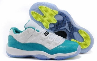 shoes airjordan 11 low concord nike