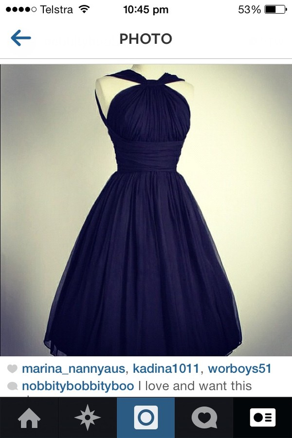 dress black amazing