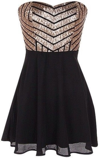dress short party dress