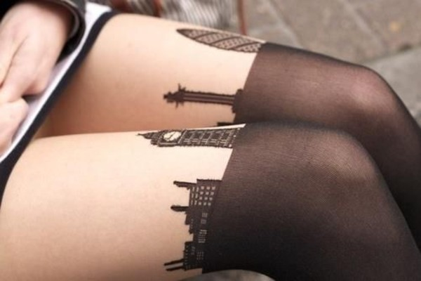 underwear clothes stockings pants tights girly pretty bottoms leggings london england black landscape city black leggings black tights skirt pantyhose skyline new york city paris london tight tight hipster cute kawaii london skyline cute tights cute leggings tumblr