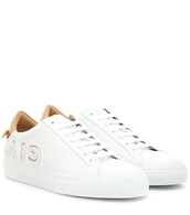 sneakers,leather,white,shoes