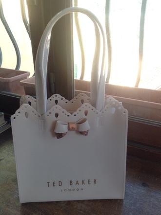 bag ted baker pink pink bag blush pink bag