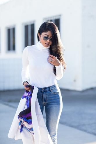 walk in wonderland blogger jeans blazer