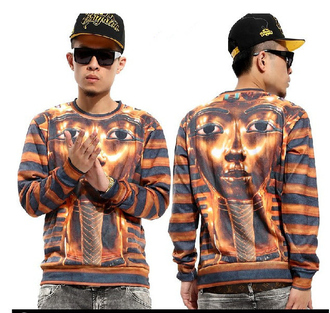 egyptian+motif+print+sweatshirt egyptian hoodie aliexpress egyptian pyramids sweatshirts sweater hoodie jacket swag jacket pull over sweater pyramid