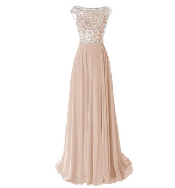 dress prom dress prom elegant white dress