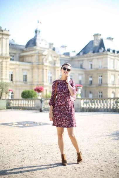 the brunette blogger