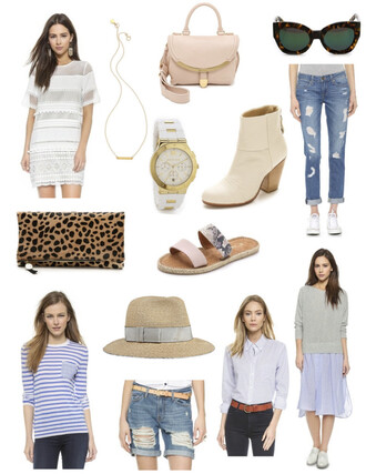 prosecco and plaid blogger hat cat eye ankle boots white dress