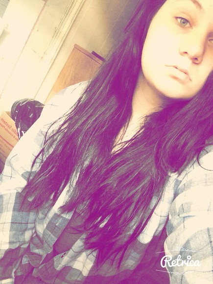 flannel shirt grunge