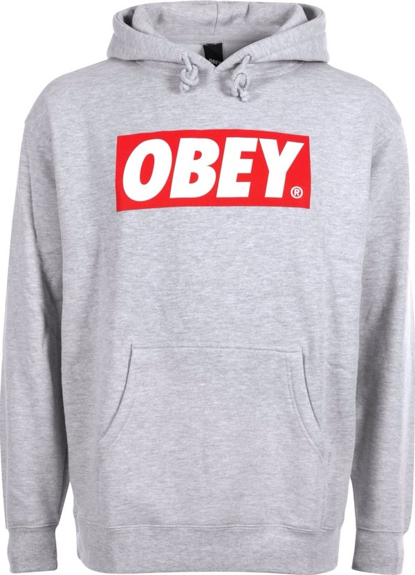 sweater obey hoodie