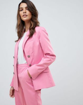 ASOS DESIGN tailored high break suit blazer at asos.com