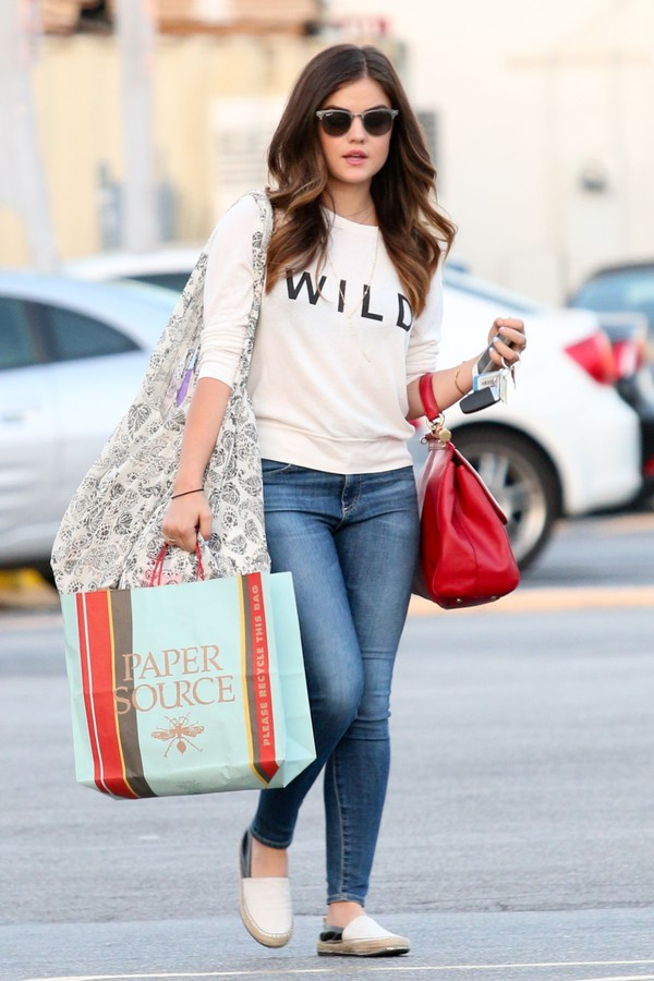 shirt lucy hale